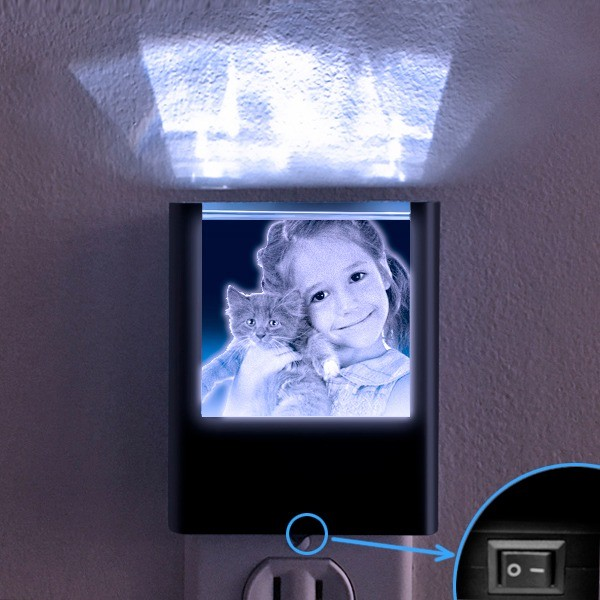 2D Night Light